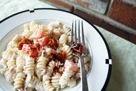 Bacon & Tomato Pasta Salad