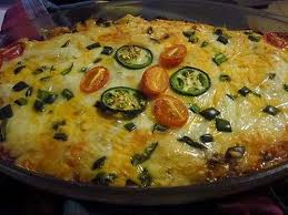 Mellie's Mexi Mix Baked Taco Dip