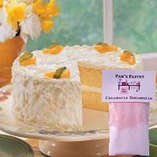 Creamsicle Dreamsicle Cake