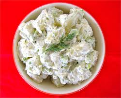 Definitely Dill Potato Salad
