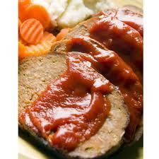 Gudrun's Great Glaze Meatloaf