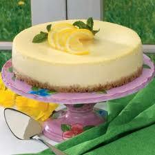 Lemon Drop Cheesecake