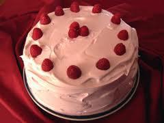 Razzle Dazzle Berry Cake