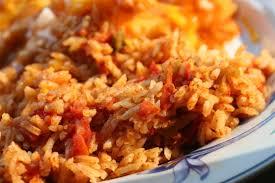 Khory's Kickin' Stewed Tomatoes & Rice