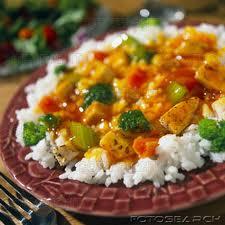Sweet & Sour Crockpot Chicken
